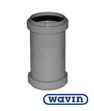 Муфта канализационная 50 Wavin