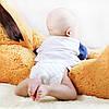 Вкладыши для детских многоразовых подгузников хлопковые