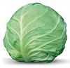 Семена капусты б/к Акира F1 1000 семян Kitano
