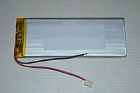 Универсальный аккумулятор (АКБ, батарея) 3.7V 2800mAh (4.0*40*110mm)