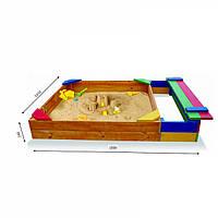 Песочница детская ( пісочниця )