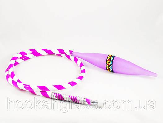 Шланг для кальяна с охладителем Ice Bazooka v2 x Candy Purple