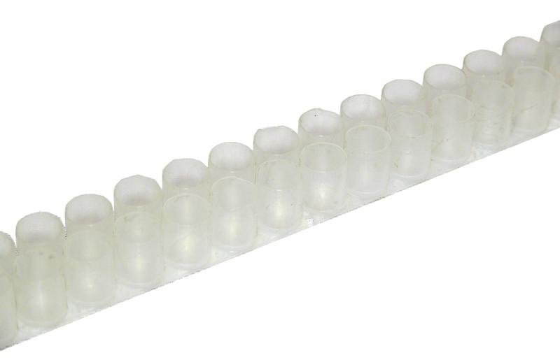 Лента-мисочка для маточного молочка двойная 63 мисочки