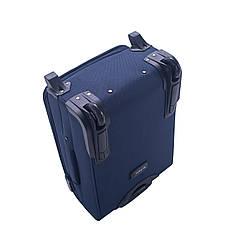 Чемодан мальй MY TRAVEL синий с расширением  ксА-190-20син, фото 2
