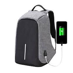 Рюкзак антивор Bobby Anti-Theft Backpack