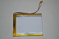 Универсальный аккумулятор (АКБ, батарея) 3.7V 4000mAh (5.5*72*90mm), фото 1