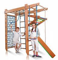 Детский спортивный уголок с рукоходом «Гимнаст-220» ( шведська стінка )