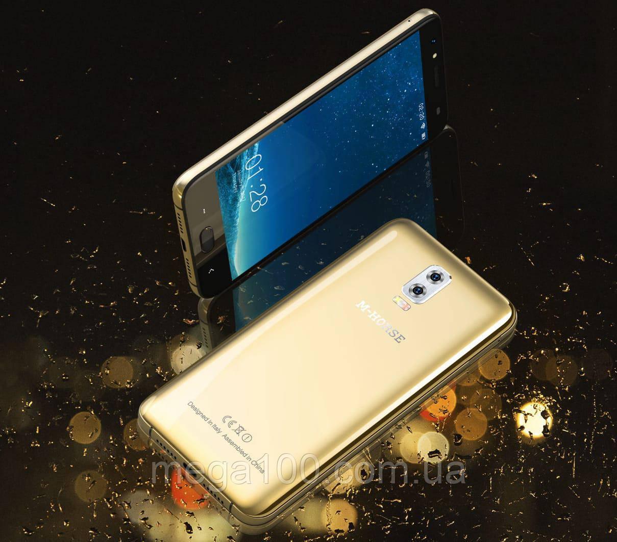 """Смартфон m-horse power 2 Gold (""""5,5; памяти 2/16, батарея 6000 мАч!)"""