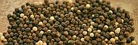 Перец черный горошком Kampot 1кг/ упаковка