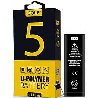 Аккумулятор для мобильного телефона GOLF iPhone 5G Battery 1440 mAh Black