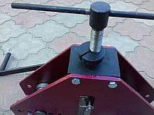 Усиленный трубогиб профилегиб ручной | профилегибочный станок ручной PR 60 PsTech, фото 3
