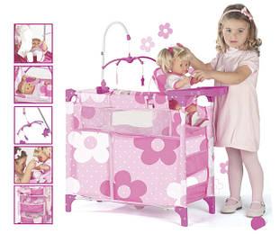 Аксессуары для кукол (Коляски, кроватки и т.д.)