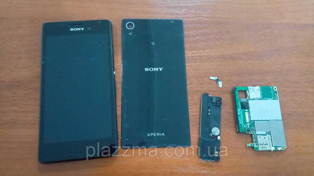Телефон Sony Xperia M4 Aqua на запчасти или восстановление