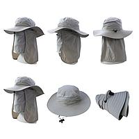 Панама, шляпа, шапка для рыбалки, кемпинга, туризма, охоты SNP SPORT, аналог Columbia