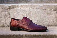 Турецькі туфлі SHERLOCK SOON - для шикарних чоловіків! Качественная обувь из Турции!