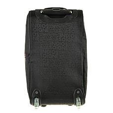 Сумка на колёсах BagHouse большая 60х34х32 чёрная, полиэстер  ксЛ009вч, фото 3