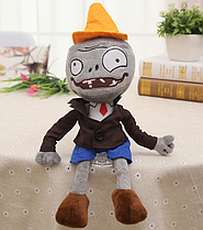 Зомбі в ковпаку М'яка плюшева іграшка Рослини проти зомбі з гри Plants vs Zombies