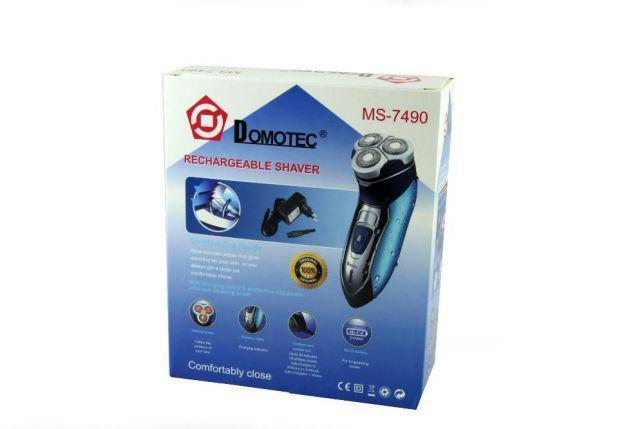 Электробритва DOMATEC MS-7490