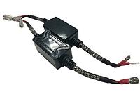 Блок интерференции, обманка Н1, Н3 цоколь, для снятия радиопомех LED автоламп