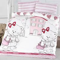 Детский комплект постельного белья Arya 100X150 Love TR1003815