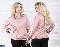 Ветровка T-7005 (50, 52, 54, 56, 58) — купить Верхняя одежда XL+ оптом и в розницу в одессе 7км
