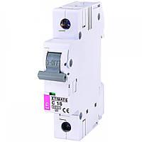 ETI Автоматческий выключатель ETIMAT 6 1p С 6А (6 кA)
