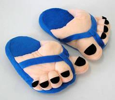 Домашние тапочки Супер Ножки 4 цвета женские