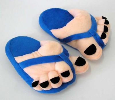 Домашние тапочки Супер Ножки 4 цвета женские 100864