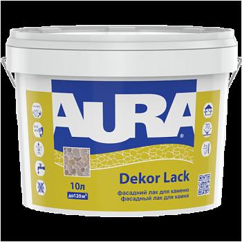 Фасадный лак для камня AURA Dekor Lack, 2,5л, фото 2