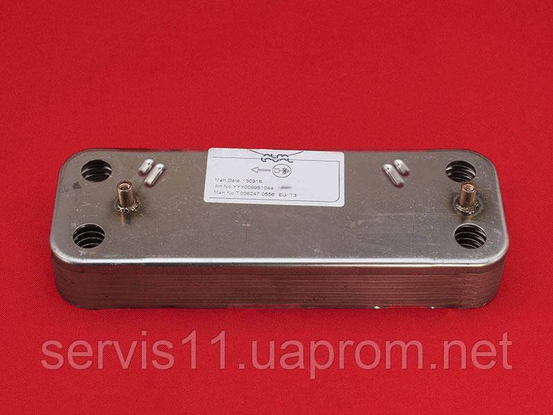 Теплообменник Baxi/Westen вторичный ГВС 12 пластин