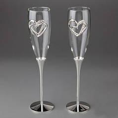 Свадебные бокалы  Lillian
