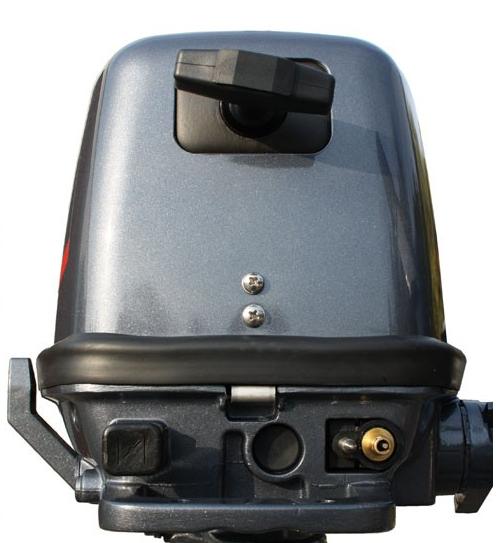 Лодочный мотор Fisher T5BMS фото 1