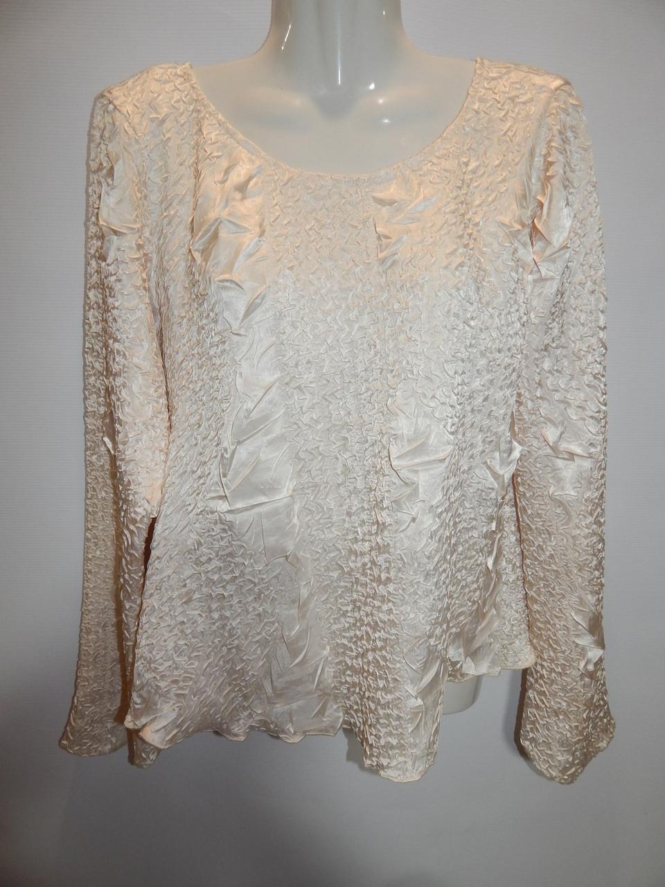 Блуза легкая фирменная женская Wallis  52-54р.043ж