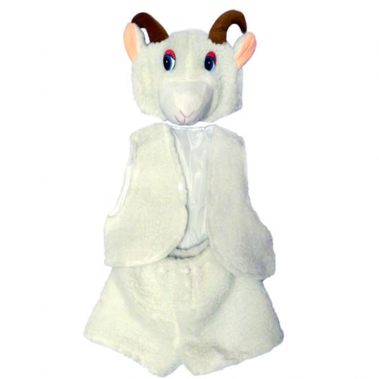 Детский костюм меховой Барашек 111341