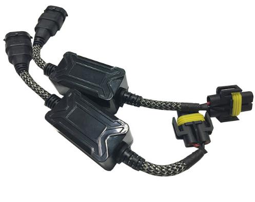 Блок интерференции, обманка НB3 9005, НВ4 9006, HIR2 9012 цоколь, для снятия радио помех LED автоламп