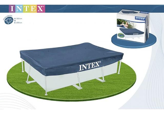 Тент Intex 28038 для прямоугольных бассейнов