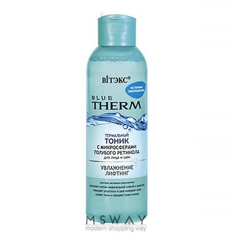 Витэкс - Blue Therm Тоник для лица, шеи (увлажнение, лифтинг) 150мл, фото 2