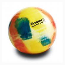 М'яч для тренування Powerball різнобарвний d=65см навантаження 500 кг