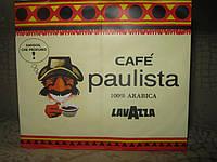 Кофе Lavazza Caffe Paulista 100% арабика 250г, фото 1