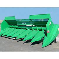 Жатка для уборки подсолнечника ПЗС-8-03 к комбайнам «Дон-1500Б» выпуски в сентябре 2006 ПЗС-8-03