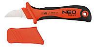 Нож монтерский 1000V Neo Tools 01-550
