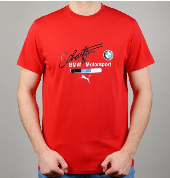 177ed1e09f960c Купить Мужская спортивная футболка Puma BMW Motorsport в Днепре от ...