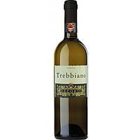 Вино белое сухое Trebbiano Rubicone 8% 750мл