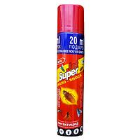"Дихлофос ""Super JET"" без запаха Турция, красная упаковка"