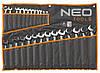 Ключи комбинированные Neo Tools 09-035