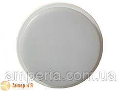 Светильник накладной влагостойкий LED-NGS-041R 12W, круг 4000K 960 Lm NIGAS
