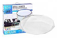 Светильник потолочный светодиодный DELUX LCS-003 Brilliance 60W с пультом ДУ
