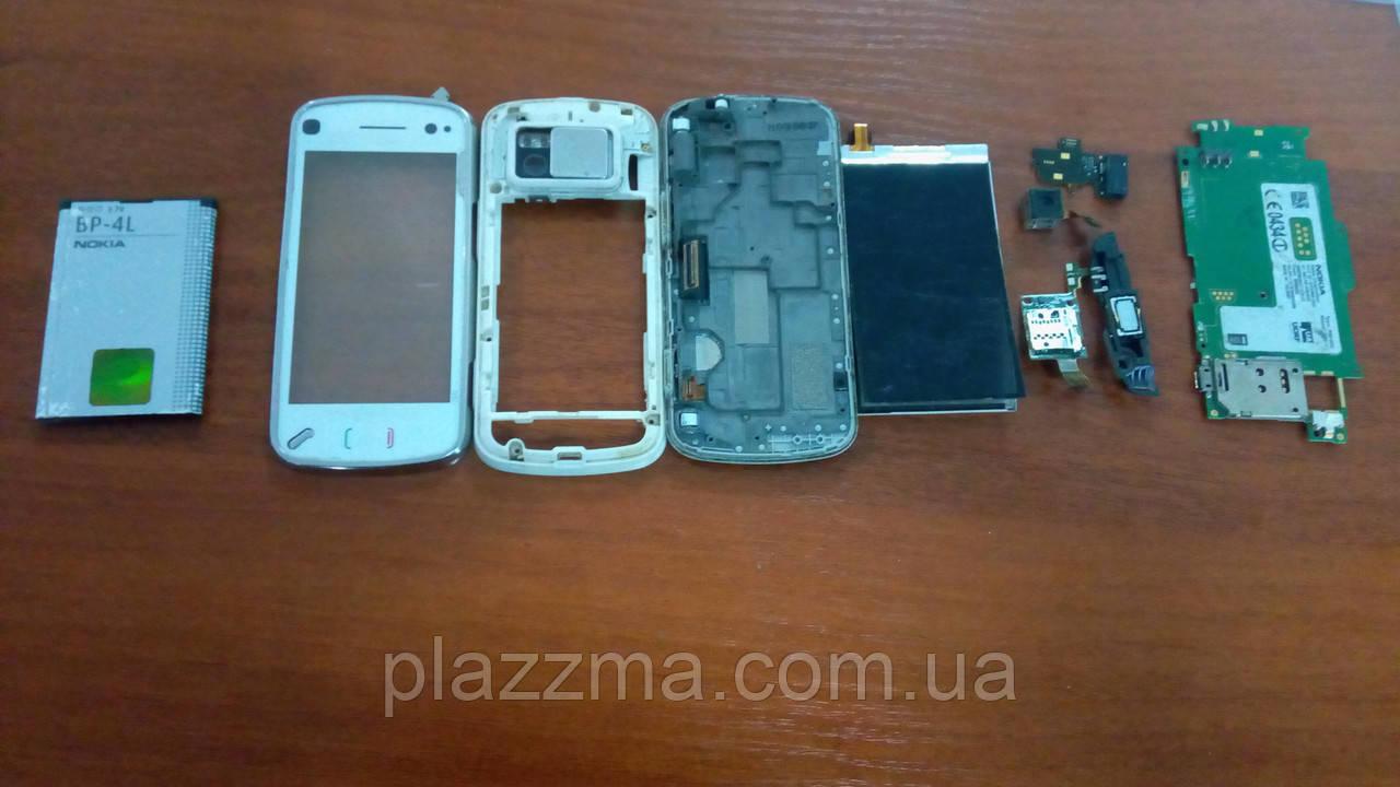 Телефон Nokia N97-1 на запчасти или восстановление