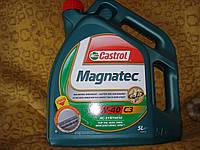 Моторное масло синтетика Castrol Magnatec  C3 5w-40
