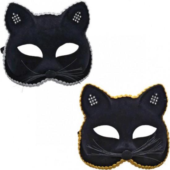 Карнавальная маска Кошечка 122544